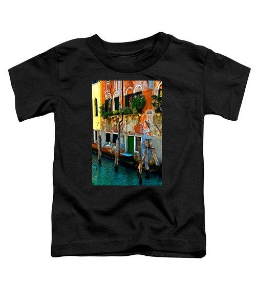 Empty Dock Toddler T-Shirt