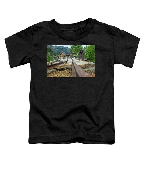 Empty Tracks Toddler T-Shirt