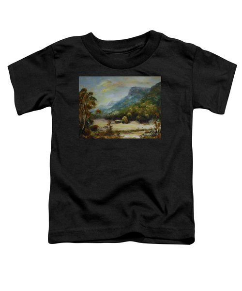 Emu Plains, Grampians Toddler T-Shirt