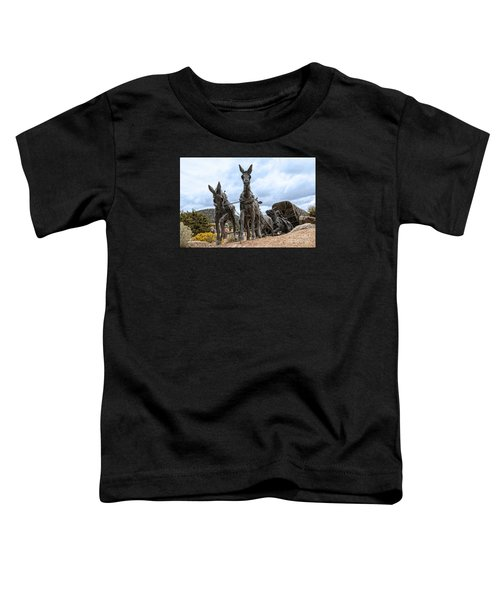 End Of The Long Trail Toddler T-Shirt