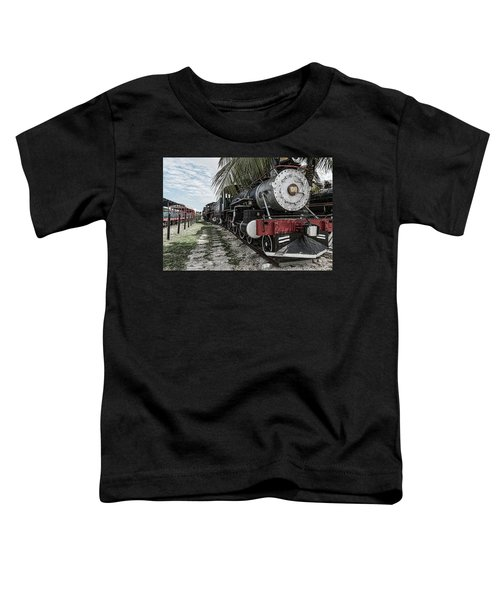 Engine 1342 Parked Toddler T-Shirt