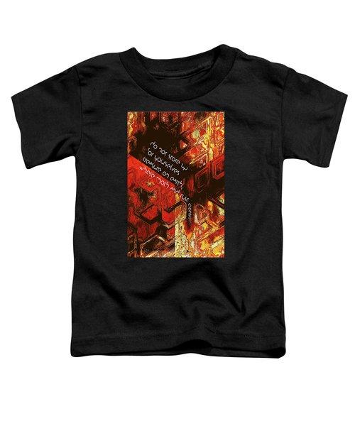 Entropy Toddler T-Shirt