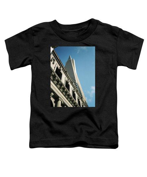 Eras, San Francisco Toddler T-Shirt