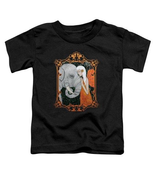 Erynn Rose Toddler T-Shirt by Natalie Briney