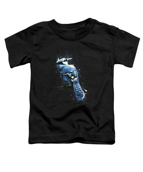 Eternal Gaze Toddler T-Shirt by Dre Jay