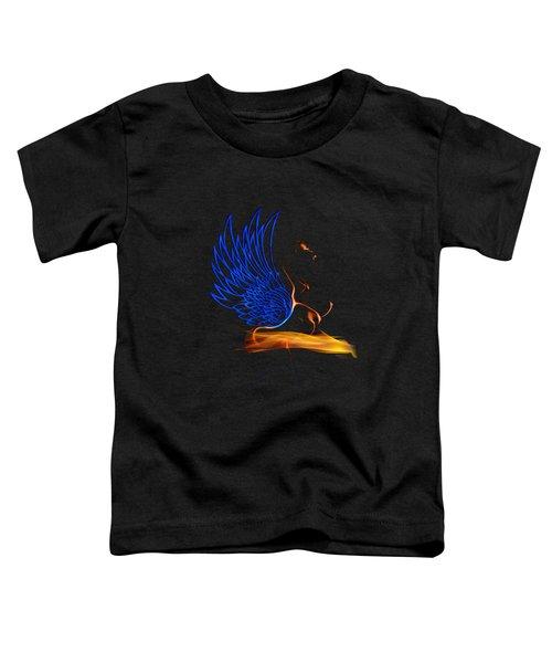 Ethnic Solar Wings Toddler T-Shirt