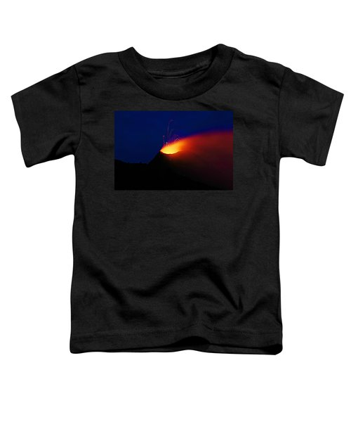 Etna Toddler T-Shirt
