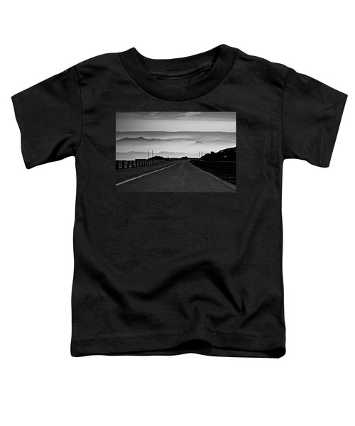 Etna Road Toddler T-Shirt