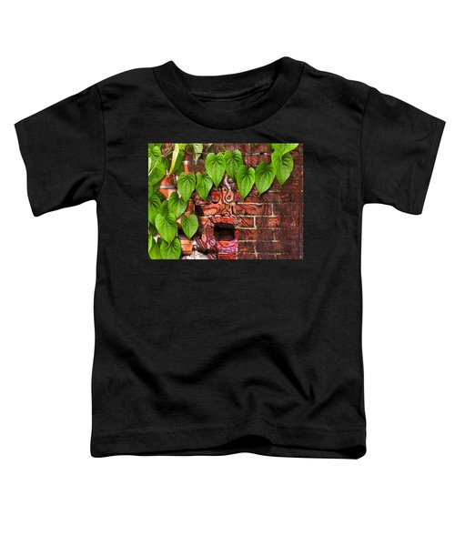 Even The Walls Cry Out Toddler T-Shirt