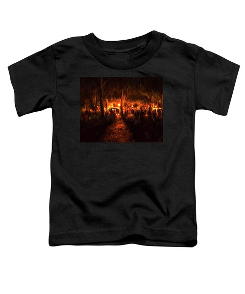 Evening Gathering Toddler T-Shirt