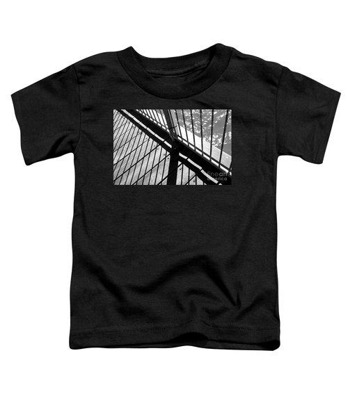 Toddler T-Shirt featuring the photograph Every Which Way by Stephen Mitchell