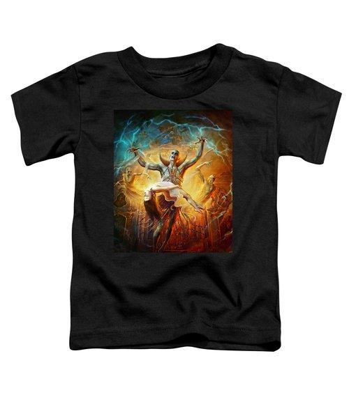 Evil God Toddler T-Shirt
