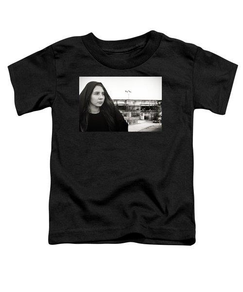 Exit Toddler T-Shirt