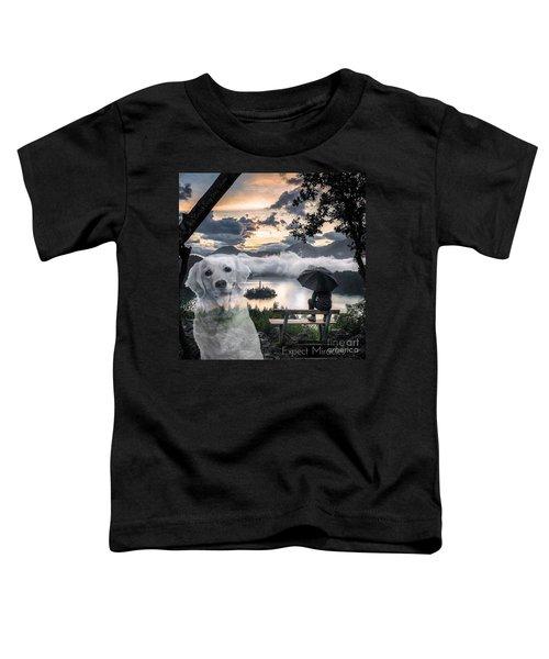 Expect Miracles Toddler T-Shirt