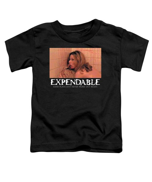 Expendable 14 Toddler T-Shirt