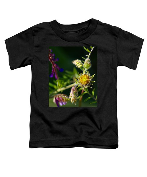 Eye Candy From The Garden Toddler T-Shirt