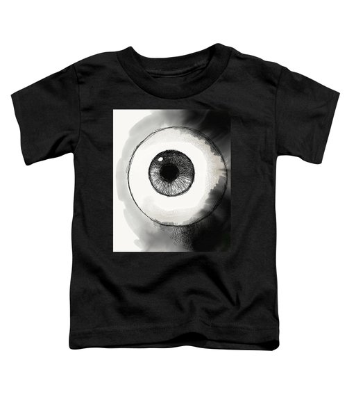 Eyeball Toddler T-Shirt