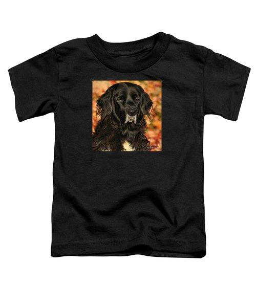 Eyes Of Autumn Toddler T-Shirt