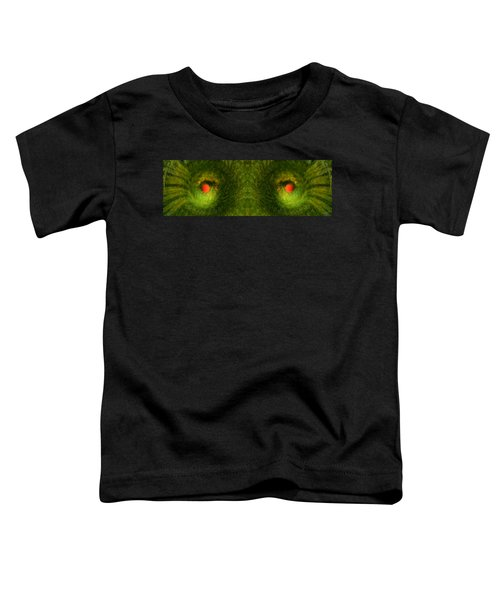 Eyes Of The Garden-2 Toddler T-Shirt