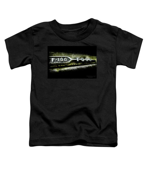 F-100 Ford Toddler T-Shirt