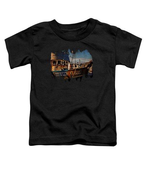 F/v Thunder Toddler T-Shirt