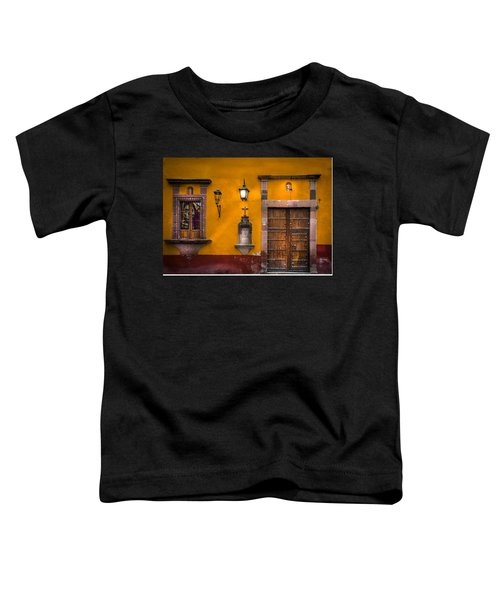 Face In The Window Toddler T-Shirt