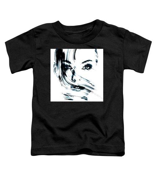Face Toddler T-Shirt