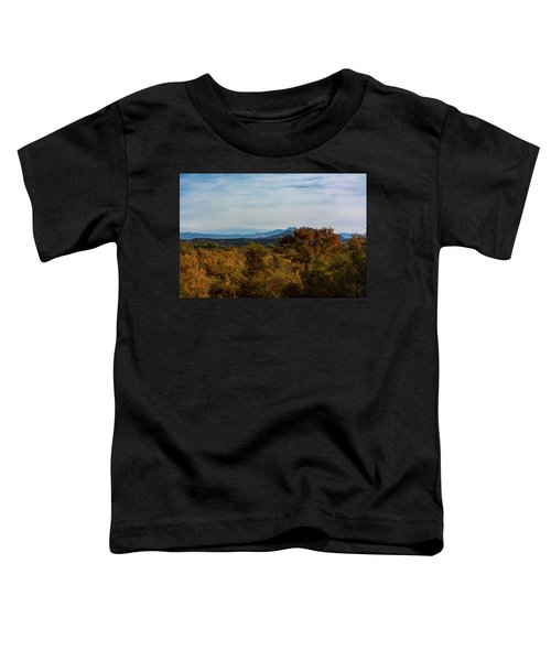 Fall In The Desert Toddler T-Shirt