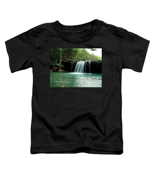 Falling Water Falls Toddler T-Shirt