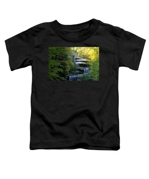 Fallingwater Toddler T-Shirt