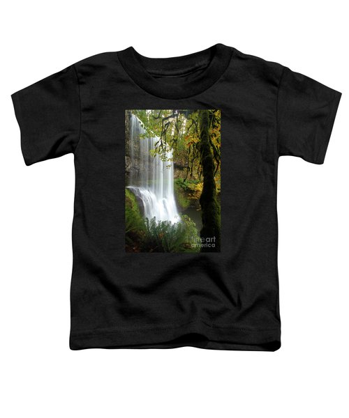 Falls Though The Trees Toddler T-Shirt
