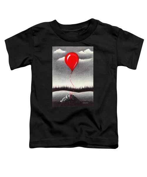 Fantasy And Reality Toddler T-Shirt