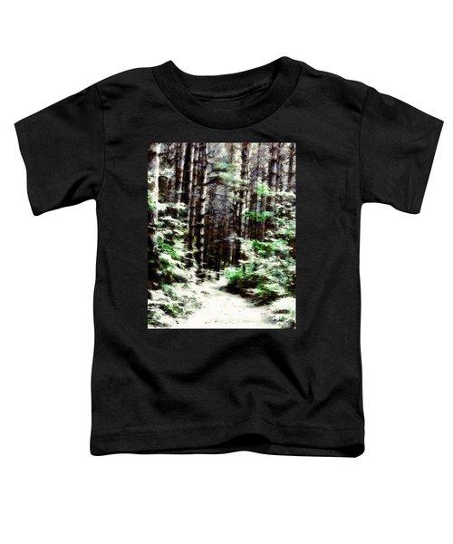 Fantasy Forest Toddler T-Shirt