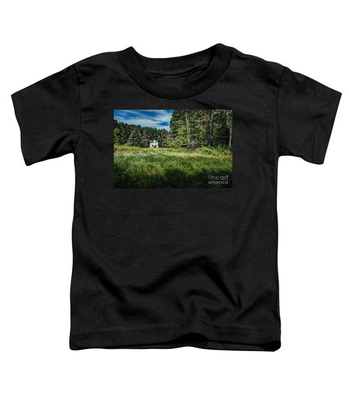 Farm In The Woods Toddler T-Shirt