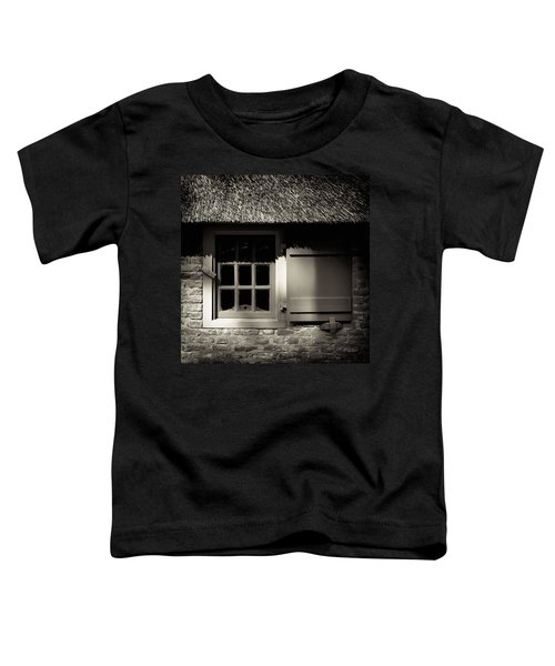 Farmhouse Window Toddler T-Shirt