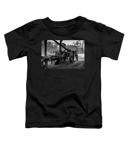 Farming Equipment Toddler T-Shirt