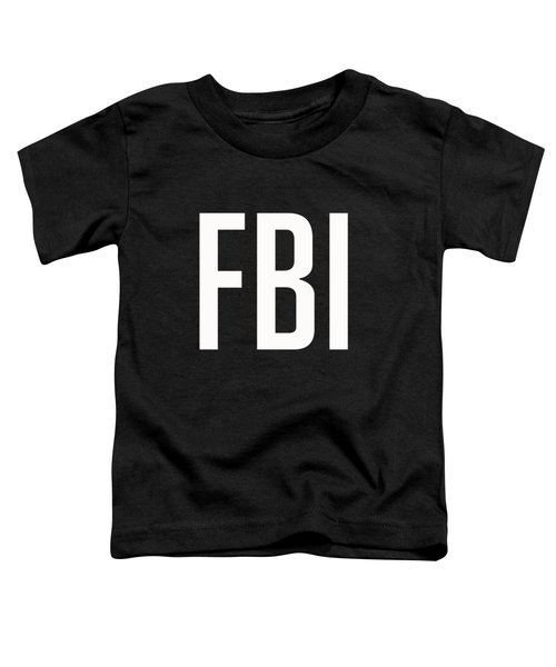 Fbi Tee Toddler T-Shirt