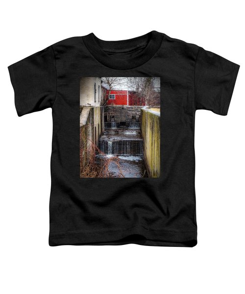 Feeder Canal Lock 13 Toddler T-Shirt