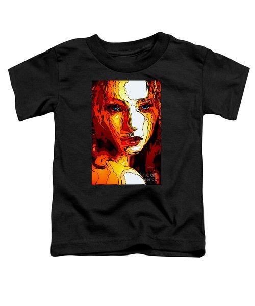 Female Tribute II Toddler T-Shirt
