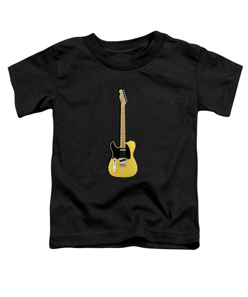 Fender Telecaster Toddler T-Shirt