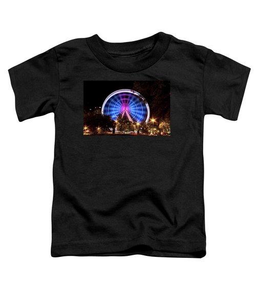 Ferris Wheel At Centennial Park 2 Toddler T-Shirt