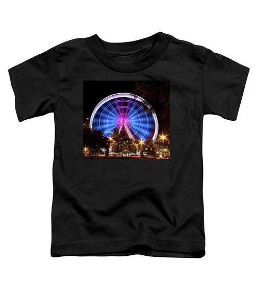 Ferris Wheel At Centennial Park 2 Toddler T-Shirt