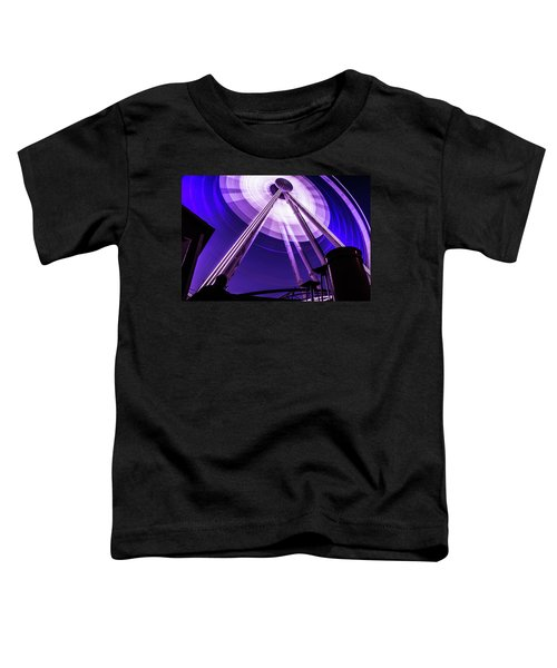 Ferris Wheel At Centennial Park 3 Toddler T-Shirt
