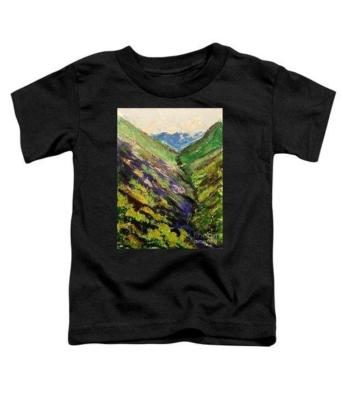 Fertile Valley Toddler T-Shirt