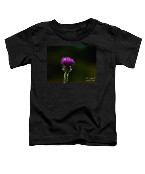 Field Thistle Toddler T-Shirt