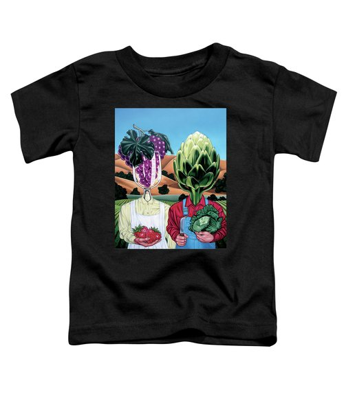 Fields Of Gold Toddler T-Shirt