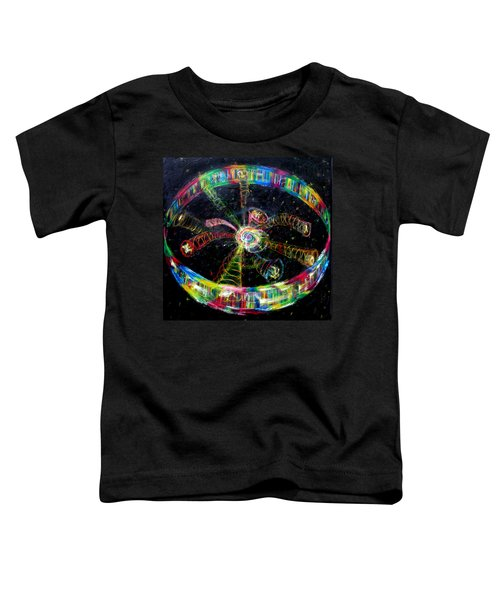 Fifth Day Of Creation Toddler T-Shirt