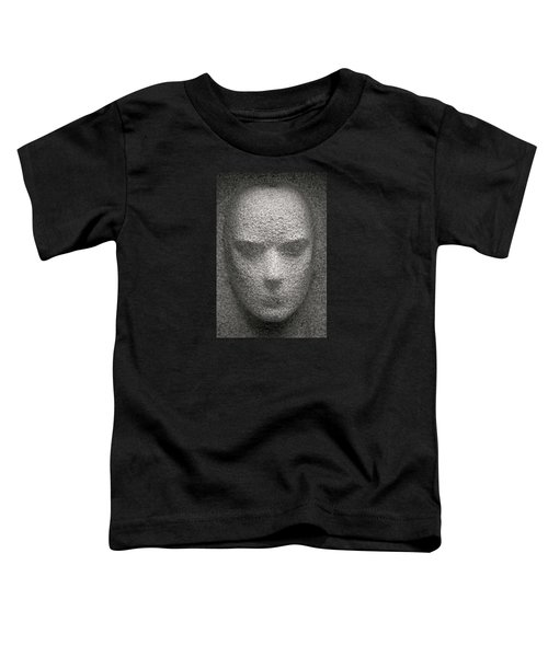 Figure In Stone Toddler T-Shirt