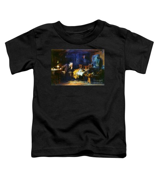 Fildes The Doctor 1891 Toddler T-Shirt