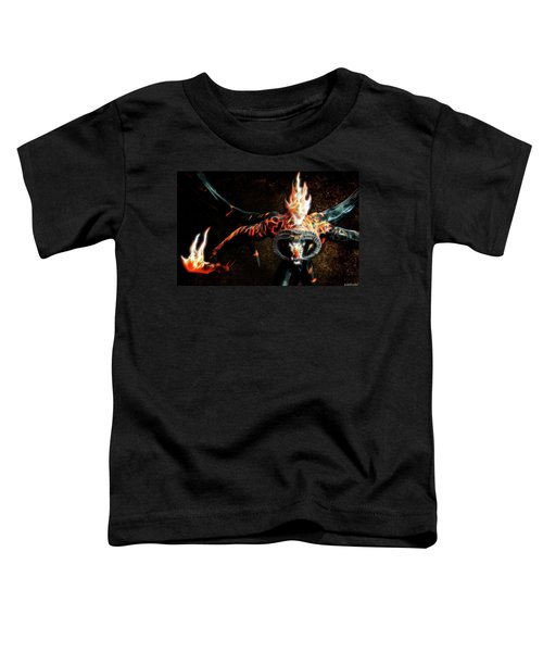 Fire Balrog Toddler T-Shirt